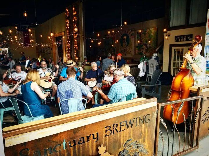 FBVMA Mountain Music Jam Every Wednesday at Oklawaha Brewing