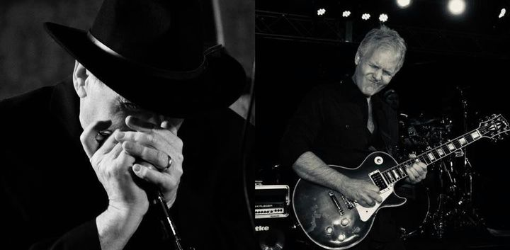 Blues Brunch Featuring Bill Mattocks & Kelly Jones