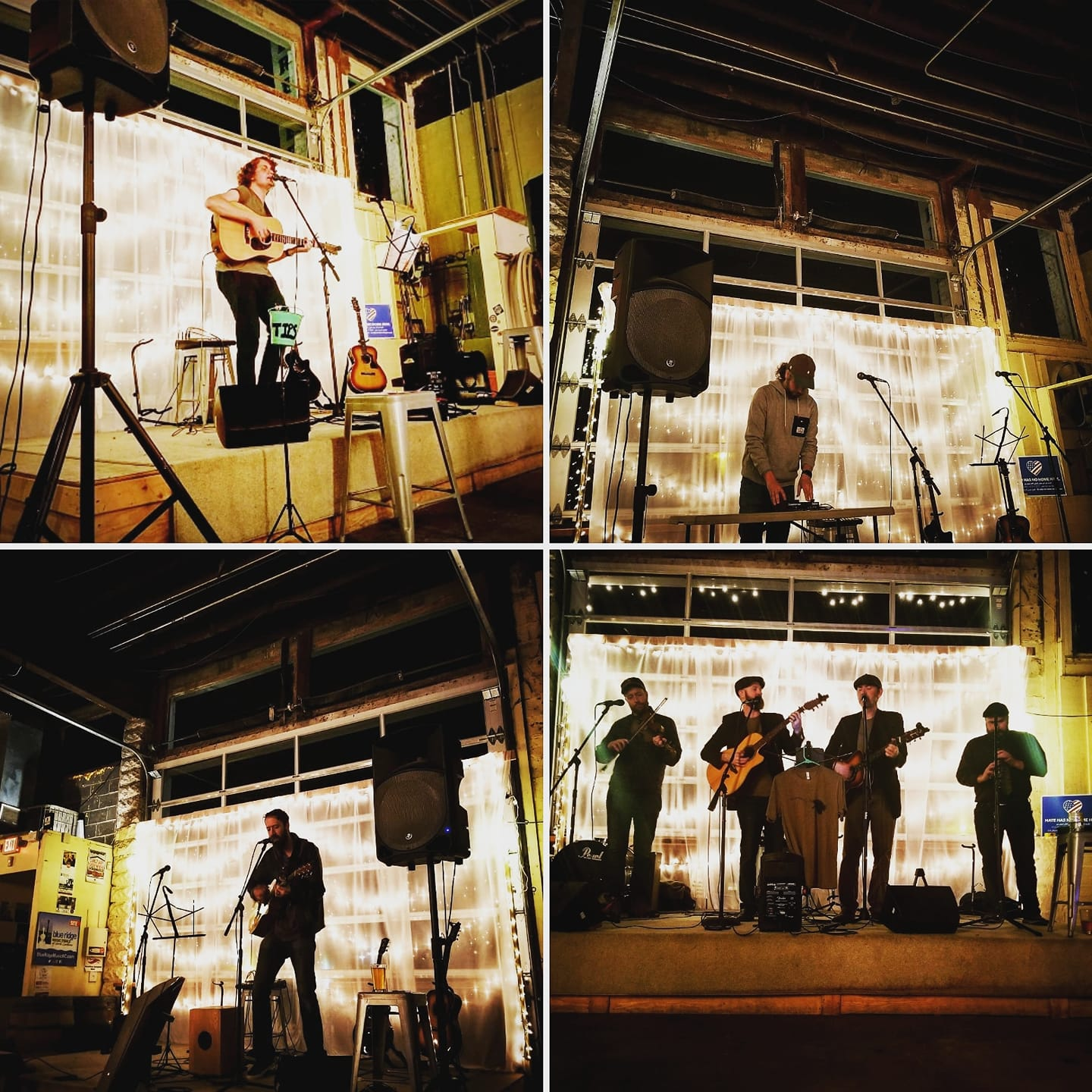 Open Mic Night - It Takes All Kinds - Oklawaha Brewing Company
