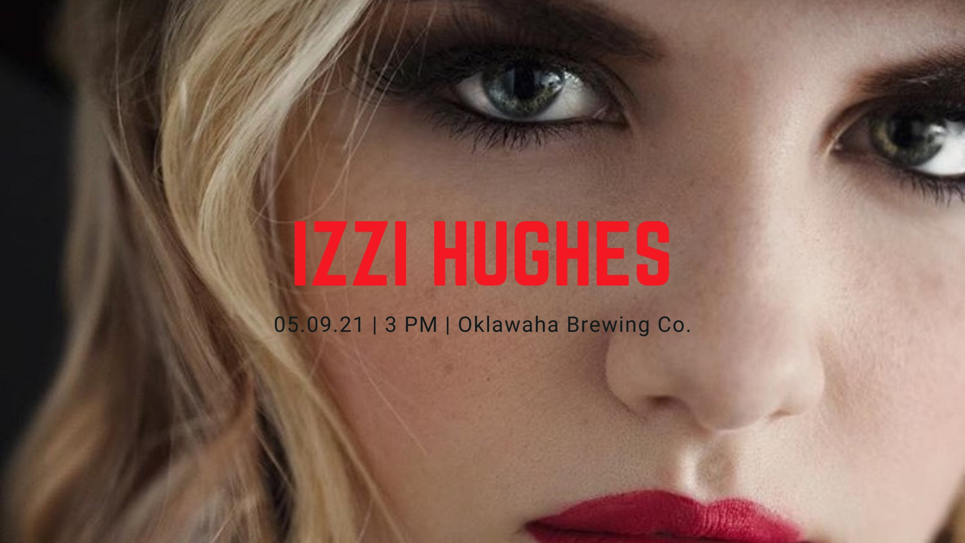 Izzi Hughes at Oklawaha Brewing Co.